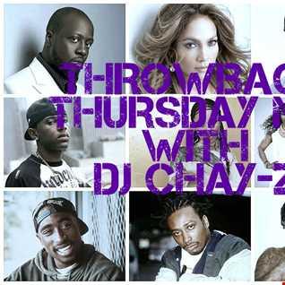 Throwback Thursday Mix 13-11-14