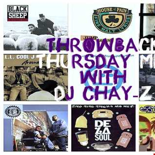 Throwback Thursday Mix 28-5-15