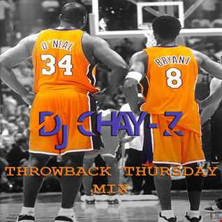 Throwback Thursday Mix 25-06-15