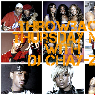 Throwback Thursday Mix 16-10-14