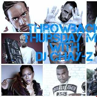 Throwback Thursday Mix 11-12-14