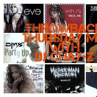 Throwback Thursday Mix 8-1-15