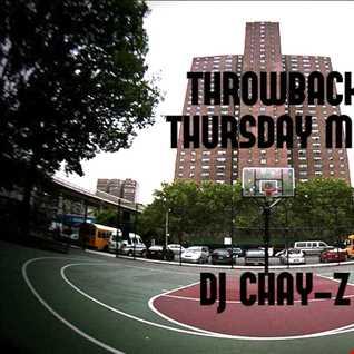 Throwback Thursday Mix 11-02-16