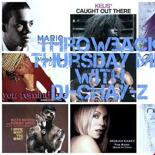 Throwback Thursday Mix 19-2-15