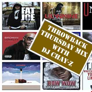 Throwback Thursday Mix 14-5-15