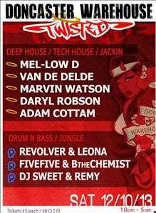 Mel Low D Twisted Promo Vol 2