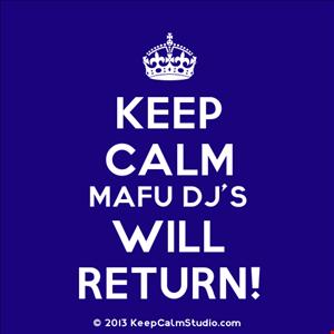 Mafu Djs - Dance Music Zone radio show 25th October - Antena 3 Madeira