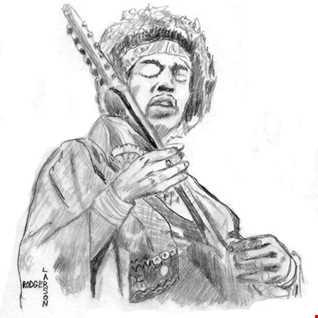 Jimi Hendrix Hit Mix