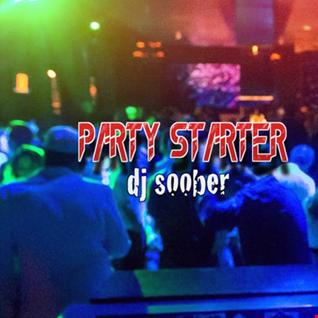 Dj Soober   Party Starter vol.1