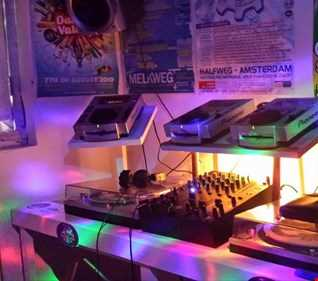 dj pclexus  hard techno mix recorded studio xaja