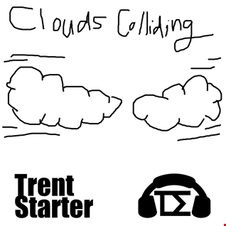Clouds Colliding