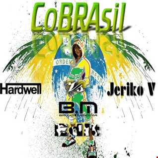 Hardwell Vs Bruno Mendoza Vs Jeriko V - CoBRasil (Bruno Mendoza Edit)FreeDownLoand