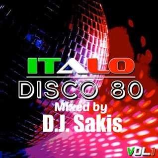 D.J.Sakis 80`s Italo Disco
