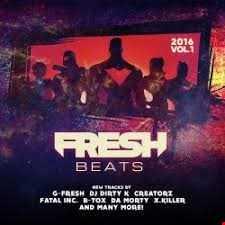 DJ WARBY   FRESH BEATS (PROMO) FEB 2018