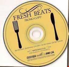 DJ WARBY FRESH BEATS AUGUST PROMO 2016