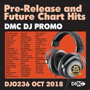 DJ WARBY PROMO CHART MIX OCTOBER 2018