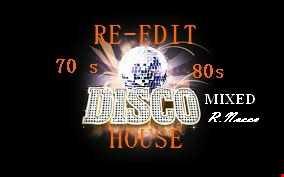 DISCO HOUSE &RE EDIT 70s 80 s