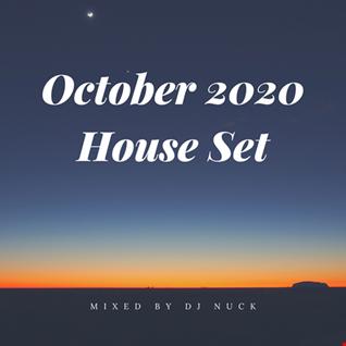 DJ Nuck October 2020 Live House Set