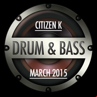 Drum & Bass set (March 2015)