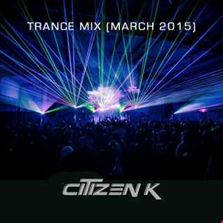 Trance Mix (March 2015)