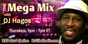 DJ Hagos on Nuviberadio........Deep In It