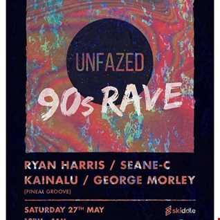 UNFAZED 90S RAVE 2 HOUR SET DJ SEANE C