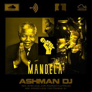 SPEECH SESSIONS   NELSON MANDELA   Mixed by ashman  dj