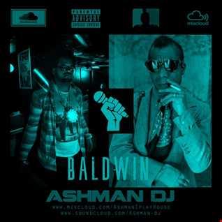 SPEECH SESSIONS 01: JAMES BALDWIN - Mixed by ashman  dj