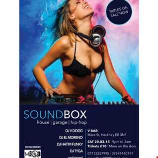 SOUNDBOX : BASS -pmp-