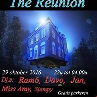 Dj Jan Rixy's Reunion 2016 mix oct-2016 18 Tracks Mp3CD mixed @ home