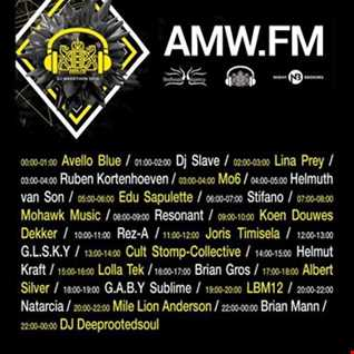 ADE AMW.FM 23-10-2016 DJ Helmuth