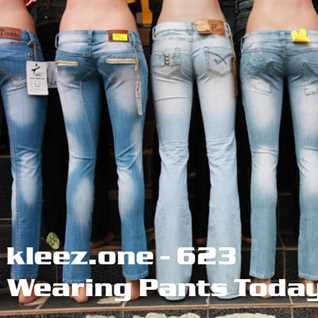 kleez.one   623 Wearing Pants Today