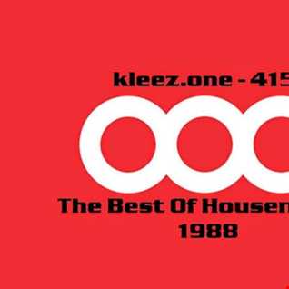 kleez.one   415 The Best Of House Music 1988