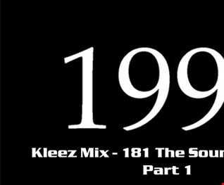 Kleez Mix   181 The Sound Of 1990 Part 1