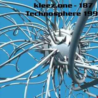 kleez.one   187 Technosphere 1991