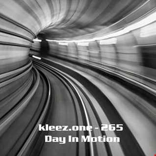 kleez.one   265 Day In Motion