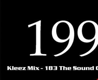 Kleez Mix   183 The Sound Of 1990 Part 2
