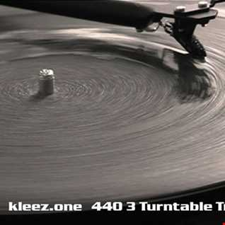 kleez.one   440 3 Turntable Tryout