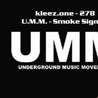 kleez.one   278 U.M.M.   Smoke Signals