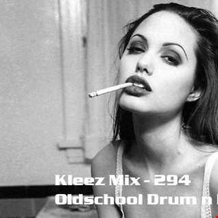 Kleez Mix   294  Oldschool Drum n Bass Part 10