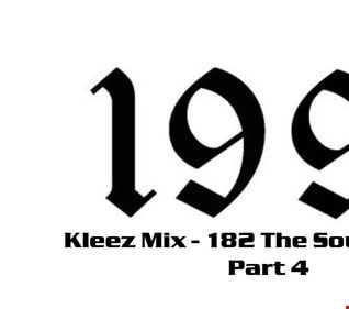 Kleez Mix   182 The Sound Of 1990 Part 4