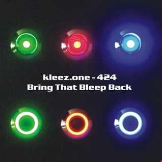 kleez.one   424 Bring That Bleep Back