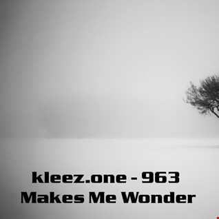 kleez.one   963 Makes Me Wonder