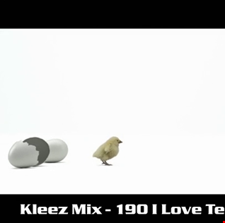 Kleez Mix   190 I Love Techno Part 2