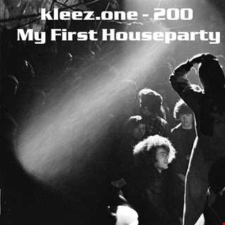 kleez.one   200 My First Houseparty