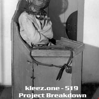 kleez.one   519 Project Breakdown