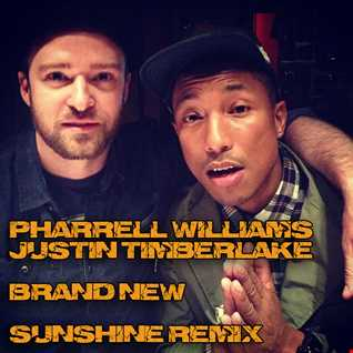 Pharrell Williams & Justin Timberlake - Brand New (Sunshine Records DJ Friendly Edit)