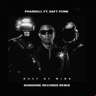 Pharrell ft Daft Punk - Gust Of Wind (Sunshine Records DJ Friendly Edit)