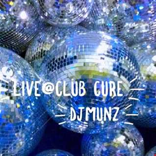 LIVE@CLUB CURE