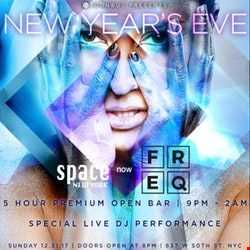 New York New Years EVE@FREQ